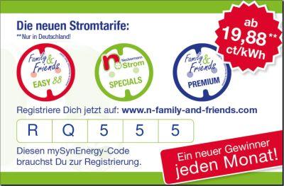 Stromtarif guenstig 19 cent Strom billig deutschland